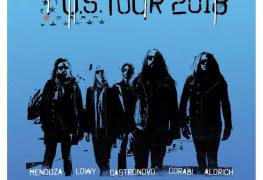deaddaisies tour2018 - GIG REVIEW: The Dead Daisies & Hookers And Blow Live at London Bluesfest, Ontario