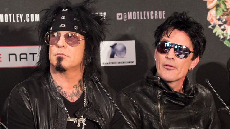 nikki sixx tommy lee - Jake E. Lee Says Tomme Lee & Nikki Sixx Wanted Me To Replace Mick Mars