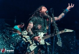 """soulfly 10 - INTERVIEW: Max Cavalera - """"SOULFLY Is Born Again With 'Ritual'"""""""