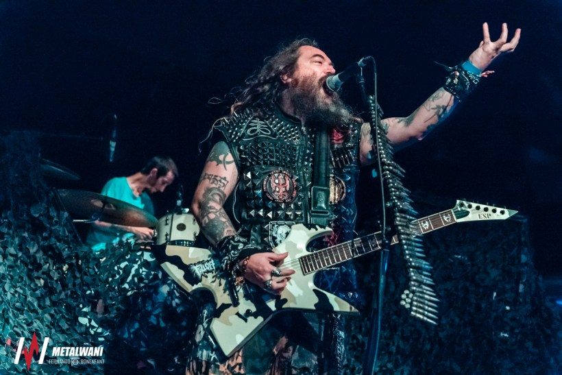 """soulfly 10 - REVIEW: SOULFLY - """"Ritual"""""""