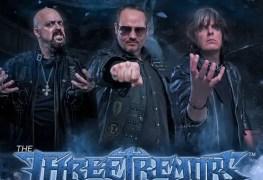 the three tremors - Tim 'Ripper' Owens, Sean Peck & Harry Conklin Announce THE THREE TREMORS Debut Album