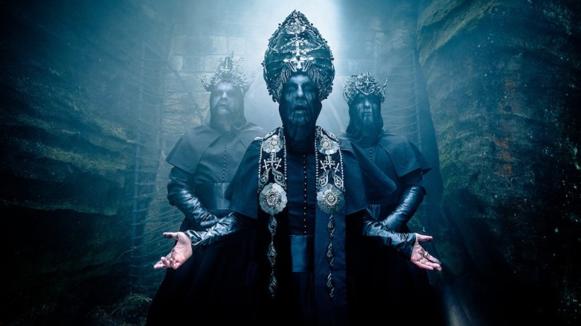 "Behemoth 2018 - REVIEW: BEHEMOTH - ""I Loved You At Your Darkest"""