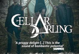 Cellar Darling 2018 - GIG REVIEW: An Evening With CELLAR DARLING Live at The Garrison, Toronto