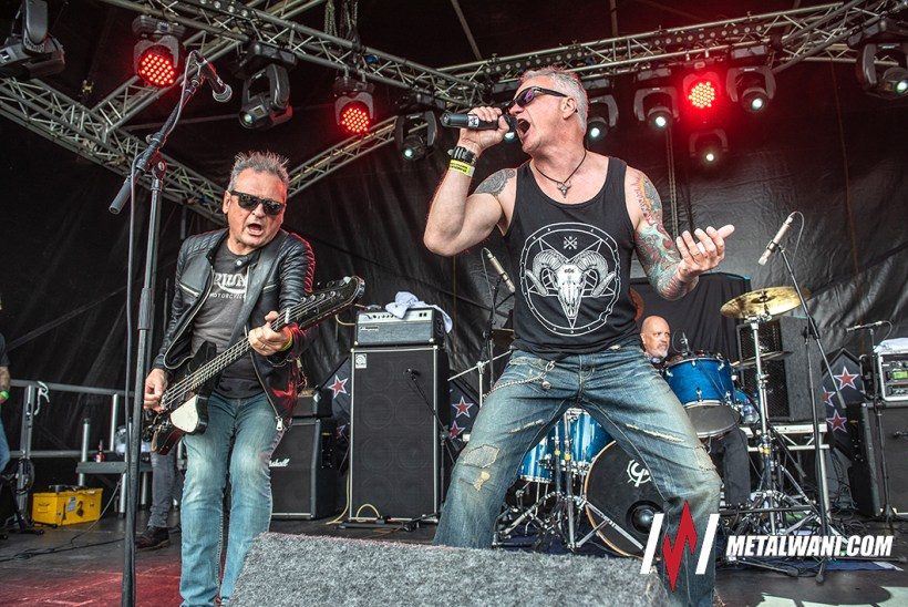 Chrome Molly 01 - FESTIVAL REVIEW: STONEDEAF FESTIVAL 2018 Live at Newark Showground, UK