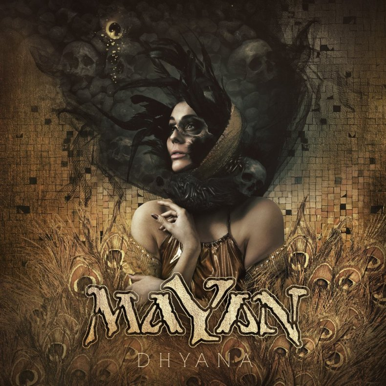 """Dhyana - REVIEW: MAYAN - """"Dhyana"""""""