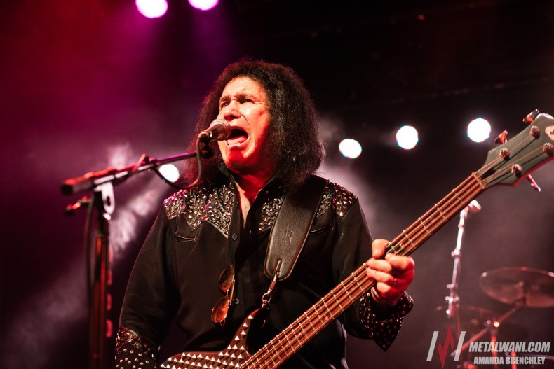 GeneSimmons 5 - KISS Bassist/Vocalist Gene Simmons' Mother Dies; Releases an Emotional Statement