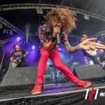 Massive Wagons 11 - GALLERY: STONEDEAF FESTIVAL 2018 Live at Newark Showground, UK