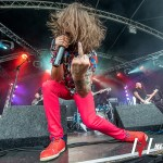 Massive Wagons 12 - GALLERY: STONEDEAF FESTIVAL 2018 Live at Newark Showground, UK