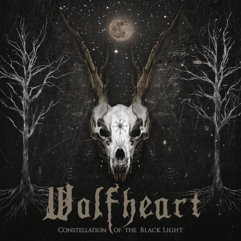 "Wolfheart - REVIEW: WOLFHEART - ""Constellation Of The Black Light"""