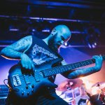 Zeolite 3 - GALLERY: The Black Dahlia Murder, Aborted & More Live at Max Watts, Melbourne