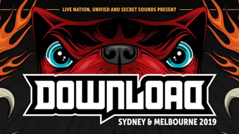 download australia banner - FESTIVAL REPORT: DOWNLOAD FESTIVAL Australia Announces New Act For 2019 Edition