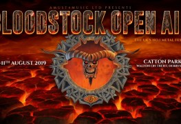 BOA 2019 - FESTIVAL REPORT: BLOODSTOCK OPEN AIR Announce 5 More Killer Bands For 2019 Edition