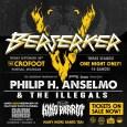 Berserker - GIG REVIEW: BERSERKER MUSIC FEST 2018 Live at the Crofoot in Pontiac, MI