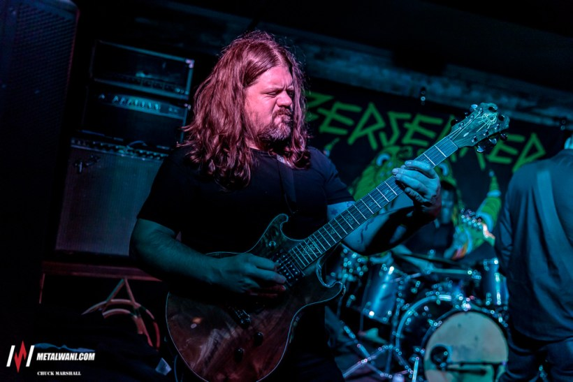 Bloodiest 2 - GIG REVIEW: BERSERKER MUSIC FEST 2018 Live at the Crofoot in Pontiac, MI