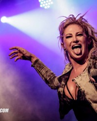 ButcherBabies 09 - GALLERY: THE FEMALE VOICES Tour Live at MS Connexion, Mannheim, DE