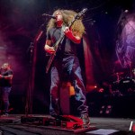 Coheed and Cambria 17 - GALLERY: COHEED AND CAMBRIA & CHON Live at Roundhouse, London