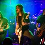 HelionPrime 8 - GALLERY: Unleash The Archers, Striker & Helion Prime Live at Reggie's, Chicago