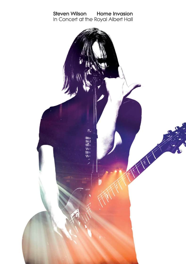 """Home Invasion - DVD REVIEW: STEVEN WILSON - """"Home Invasion: In Concert At The Royal Albert Hall"""""""