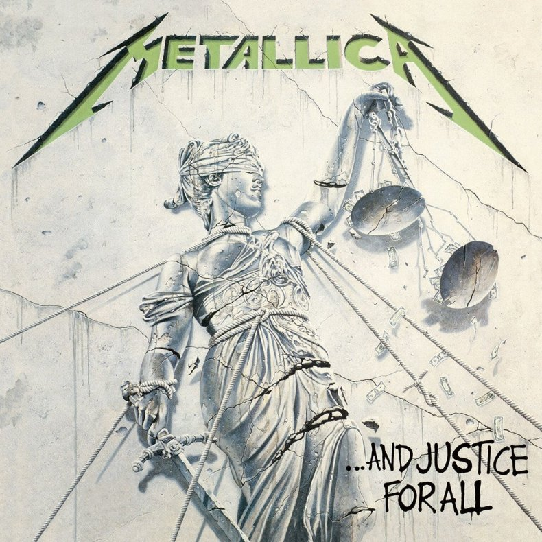 "Justice - REVIEW: METALLICA - ""…And Justice For All"" [2018 Remastered]"