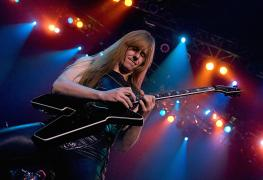 Karl Logan Manowar - Heavy Metal Guitarist Facing Federal Child P*rn*graphy Charges
