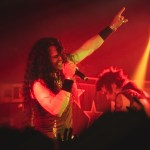 Skid Row 1 - GALLERY: SKID ROW & BAD MOON BORN Live at Prince Bandroom, Melbourne
