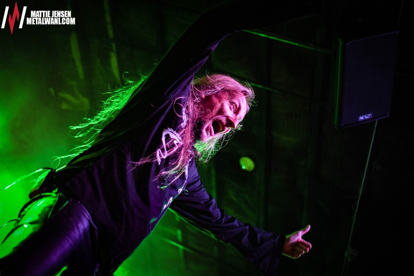 Wintersun 22 - GIG REVIEW: Wintersun, Ne Obliviscaris & Sarah Longfield Live at the Bottom Lounge, Chicago, IL