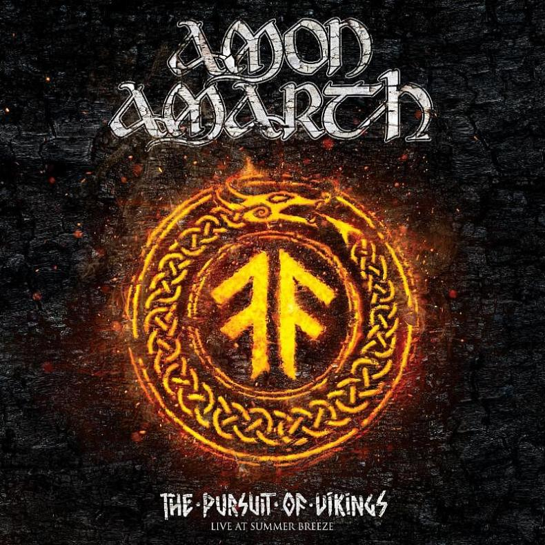 """Amon - DVD REVIEW: AMON AMARTH - """"The Pursuit Of Vikings: 25 Year In The Eye Of The Storm"""""""