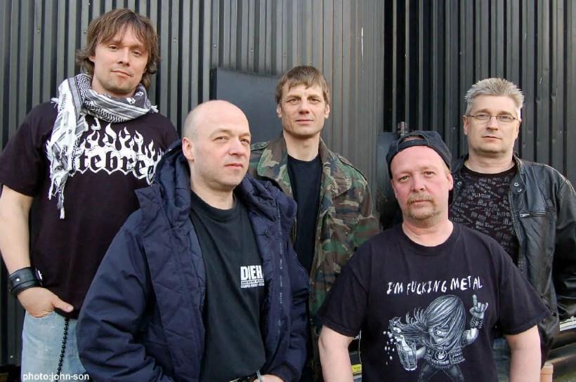 "Artillery band - REVIEW: ARTILLERY - ""The Face Of Fear"""