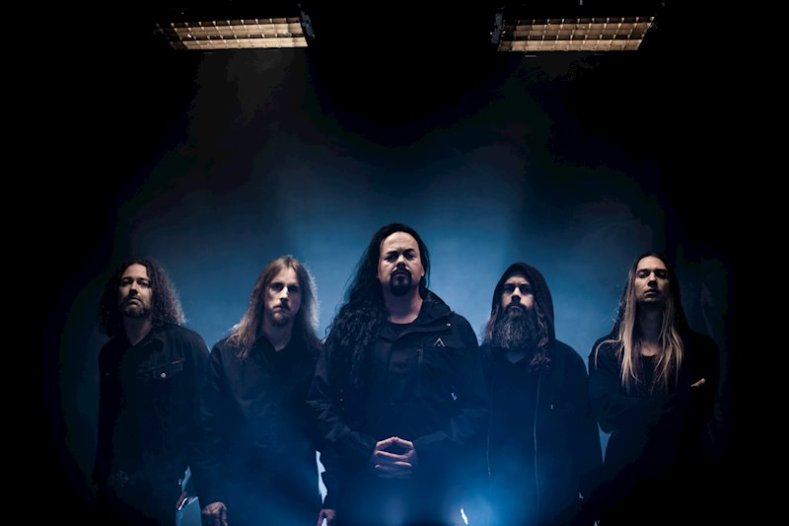 Evergrey 2018 - INTERVIEW: EVERGREY's Tom Englund Talks New Album 'The Atlantic', The Band Being Robbed & Twenty Years In Music