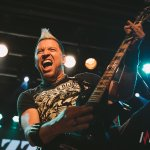 Fozzy 11 - GALLERY: Fozzy, Torrential Thrill & Dangerous Curves Live at Max Watts, Melbourne