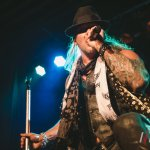 Fozzy 15 - GALLERY: Fozzy, Torrential Thrill & Dangerous Curves Live at Max Watts, Melbourne