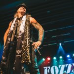 Fozzy 17 - GALLERY: Fozzy, Torrential Thrill & Dangerous Curves Live at Max Watts, Melbourne