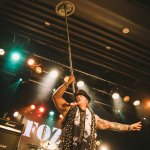 Fozzy 6 - GALLERY: Fozzy, Torrential Thrill & Dangerous Curves Live at Max Watts, Melbourne