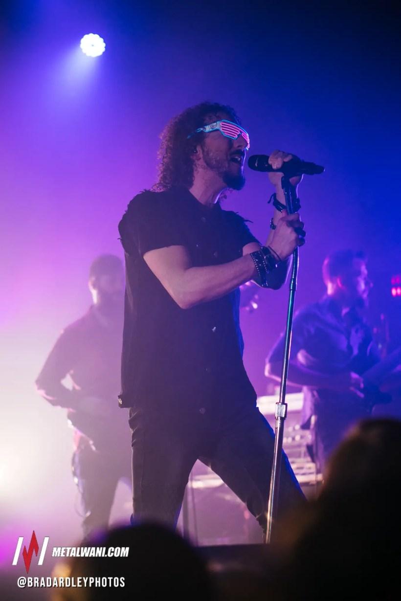 Haken 13 - GIG REVIEW: Haken, Leprous & Bent Knee Live at the Opera House, Toronto