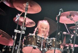 Helix Greg Hinz - HELIX Drummer Placed In Medically Induced Coma After Fracturing Skull In Fall