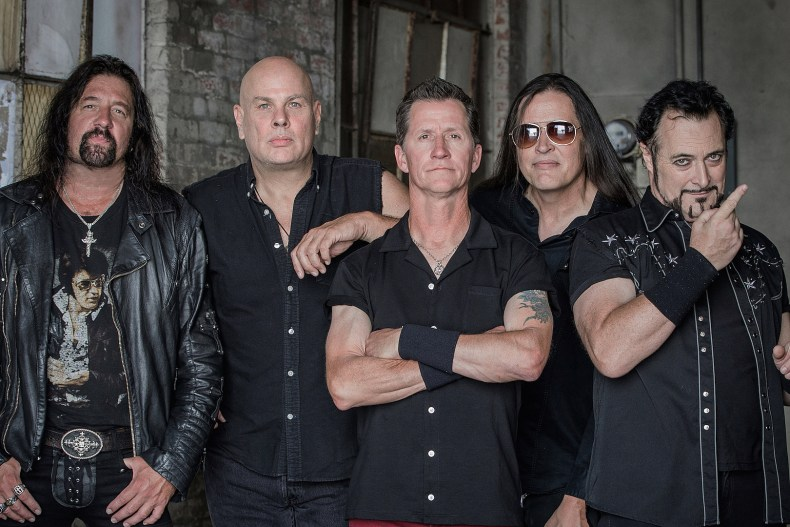 Metal Church 2018 - INTERVIEW: METAL CHURCH's Kurdt Vanderhoof on 'From The Vault', COVID-19 & Next Studio Album