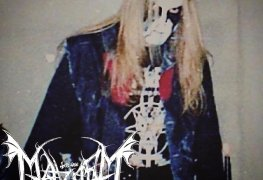 Per Dead Ohlin - You Can Now Buy a Piece of Skull of Late MAYHEM Singer Per 'Dead' Ohlin. This Is How Much It Costs