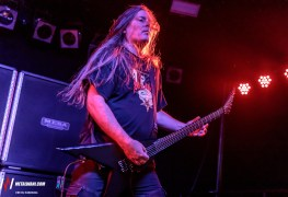 "cannibal corpse 5 - ""PAT O'BRIEN Is A Standup Guy Who Is True To His Friends, Family And His Band"" Says CANNIBAL CORPSE Drummer's Wife"