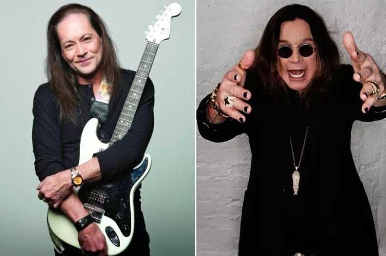 "jake lee and ozzy - JAKE E. LEE: ""Ozzy Wanted Me to Replace Zakk Wylde Because He Was Drunk All the Time"""