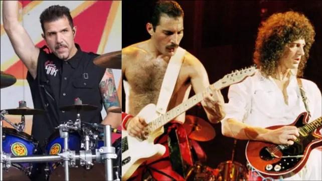 Charlie queen - Did QUEEN Predate Thrash Metal? ANTHRAX Drummer Charlie Benante Weighs In