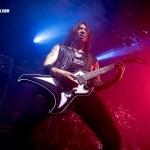 Death Angel 02 - GALLERY: Exodus, Sodom, Death Angel & Suicidal Angels Live at Electric Ballroom, London