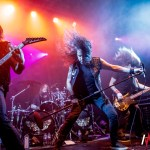 Death Angel 10 - GALLERY: Exodus, Sodom, Death Angel & Suicidal Angels Live at Electric Ballroom, London