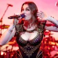 """Floor Jansen - NIGHTWISH's Floor Jansen Remembers 'Getting Sh*t From Audience': """"They'd Either Be Screaming SLAYER! or B**bs!"""""""
