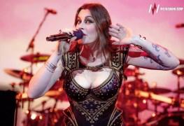 Floor Jansen - GALLERY: NIGHTWISH & BEAST IN BLACK Live at The SSE Areana, Wembley, London