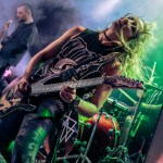 Guitar Collective 2018 10 - GALLERY: Angel Vivaldi & Nita Strauss Live at The Loving Touch, Ferndale, MI