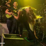 Guitar Collective 2018 25 - GALLERY: Angel Vivaldi & Nita Strauss Live at The Loving Touch, Ferndale, MI