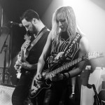 Guitar Collective 2018 27 - GALLERY: Angel Vivaldi & Nita Strauss Live at The Loving Touch, Ferndale, MI