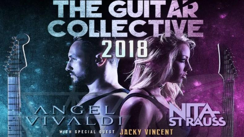 Nita ANgel - GIG REVIEW: Angel Vivaldi & Nita Strauss Live at The Loving Touch, Ferndale, MI