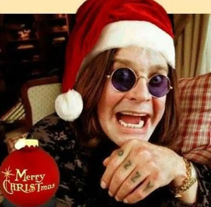 "Ozzy - OZZY OSBOURNE: ""I Don't Like Christmas. It's a Waste of Time"""
