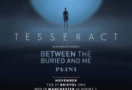 TesseracT - GIG REVIEW: TesseracT, Between The Buried And Me & Plini Live at The Tivoli Theatre, Dublin